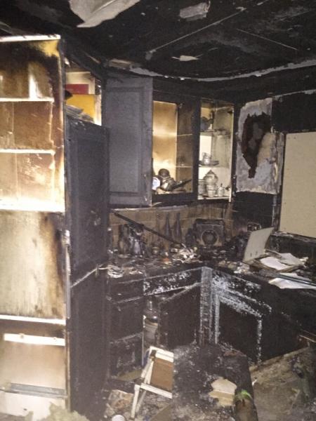 Brandschaden - Wohnkonzepte Mohr